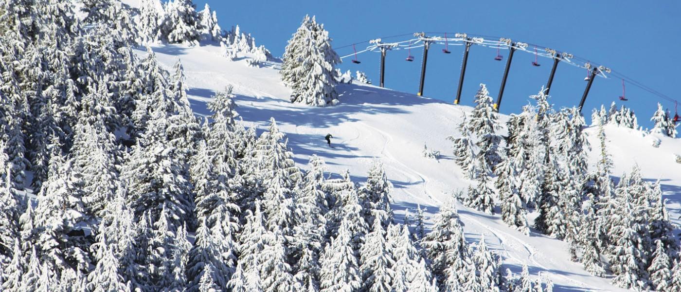 Mt. Ashland Ski Hopper